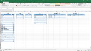 Plik konfiguracji parametrów programu